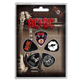 Plectrums AC/DC - Albums