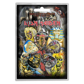 Plectrums Iron Maiden - Early Albums