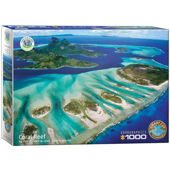 Puzzle Save the Planet! Coral Reef
