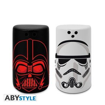 Shakers de sal e pimenta Star Wars - Darth Vader & Stormtrooper
