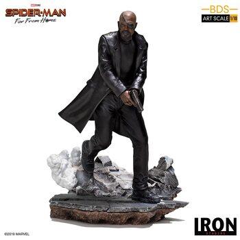 Figuras Spiderman: Far From Home - Nick Fury