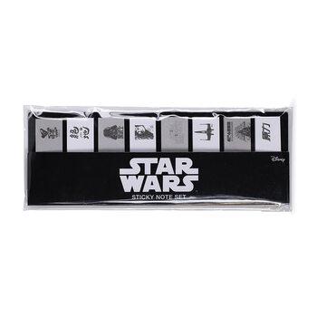Star Wars - Japanese sticky notes
