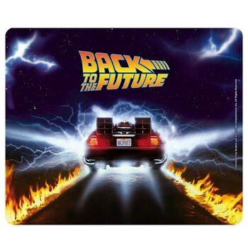 Tapete de rato Back To The Future - DeLorean