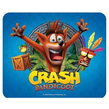 Tapete de rato - Crash Bandicoot - Crash