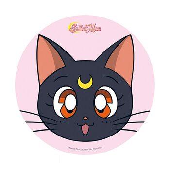 Tapete de rato - Sailor Moon - Luna