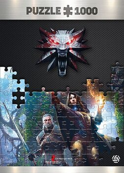 Puzzle The Witcher - Yennefer