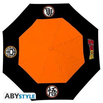 Umbrella Dragon Ball - Goku Symbols