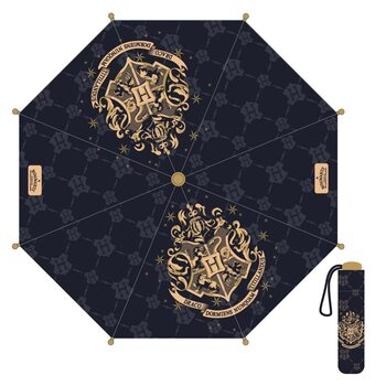 Umbrella - Harry Potter - Hogwarts (Black)