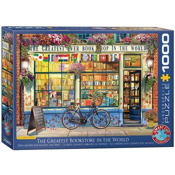 Puzzle World's Greatest Bookstore