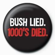 Merkit   BUSH LIED - 1000'S DIED
