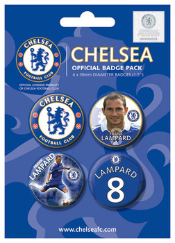 Merkit CHELSEA - Lampard