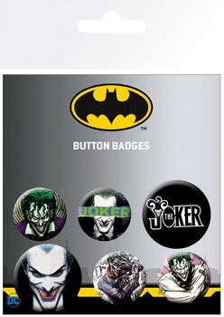 Merkkisetti DC Comics - Joker