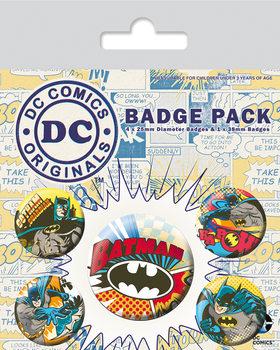 Merkit   DC Originals - Batman Comic Capers