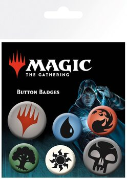 Merkit Magic The Gathering - Mana Symbols