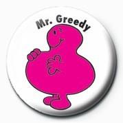 Merkit  MR MEN (Mr Greedy)