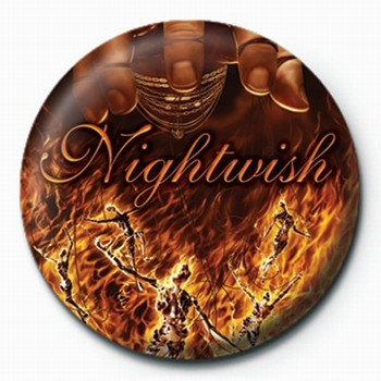 Nightwish-Master Passion G Merkit, Letut