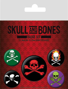 Merkit Skull and Bones