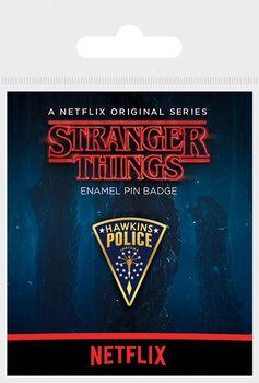 Merkki Stranger Things - Hawkins Police
