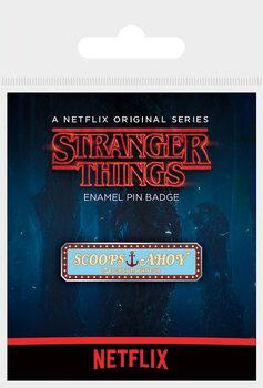 Merkit Stranger Things - Scoops Ahoy