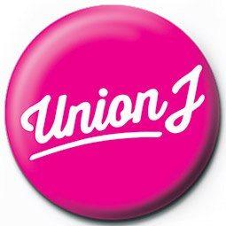 Merkit  UNION J - pink logo
