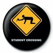 WARNING SIGN - STUDENT CRO Merkit, Letut