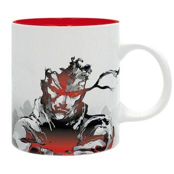 Cup Metal Gear Solid - Snake
