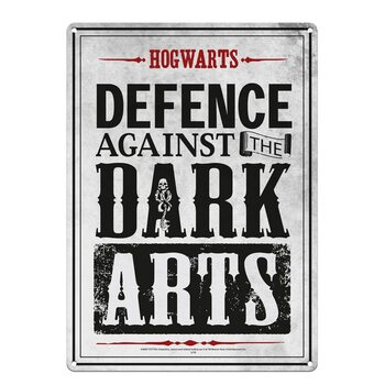 Harry Potter - Dark Arts Metal Sign