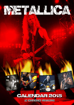 Calendar 2022 Metallica