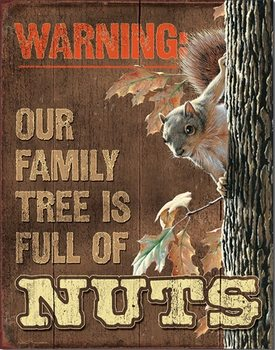 Metallikyltti Family Tree - Nuts