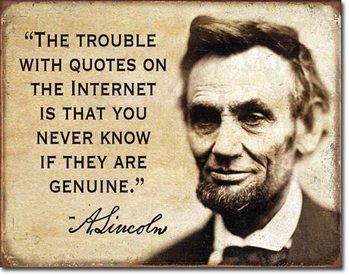 Metallikyltti Quotes on the Internet