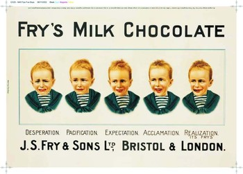 Metalllilaatta Fry's 5 boys