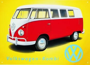 Metalllilaatta  VW KOMBI