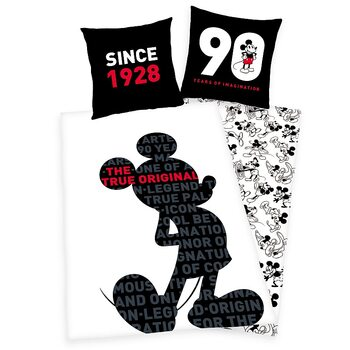 Bed linen Mickey Mouse - 90 Years