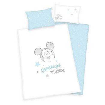 Lençóis de cama Mickey Mouse - Good Night