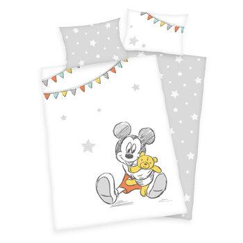 Lençóis de cama Mickey Mouse - Hug