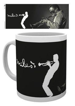 Cup Miles Davis - Portrait
