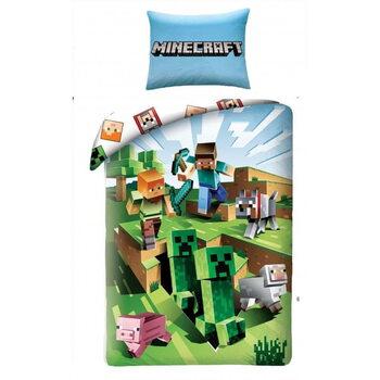 Bed sheets Minecraft - Overworld