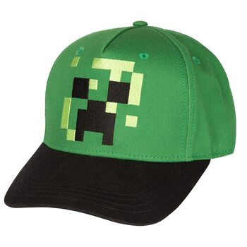 Cap Minecraft - Pixel Creeper