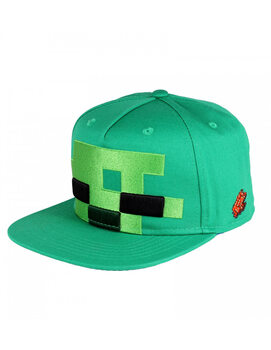 Cap Minecraft - Zombie Head