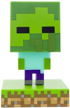 Figura Luminosa Minecraft - Zombie