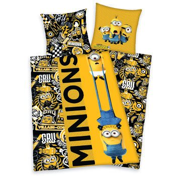 Bed linen Minions 2 (Despicable Me)