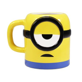 Cup Minions - Mood: Coffee