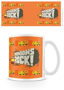 Cup Minions - Rock
