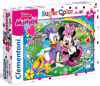 Puzzle Minnie & Daisy