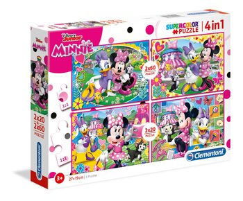 Puzzle Minnie - Happy Helper