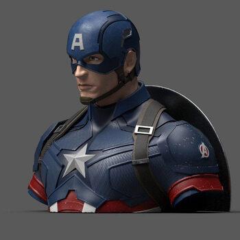 Figurine Money Box Avengers: Endgame - Captain America