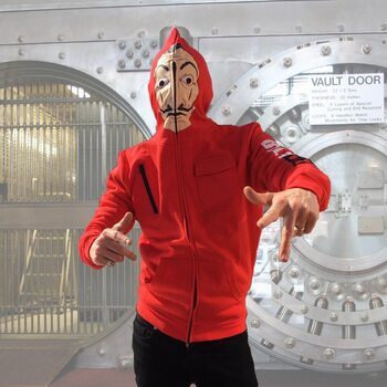 Huppari Money Heist (La Casa De Papel) - Mask