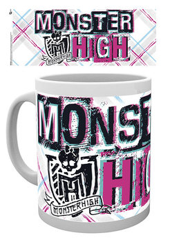 Cup Monster High - Logo