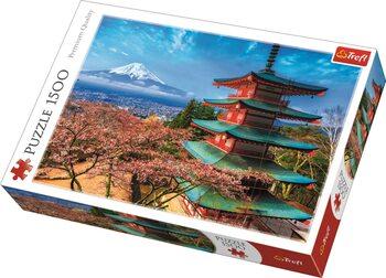 Palapeli Mount Fuji
