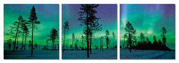 Aurora Mounted Art Print